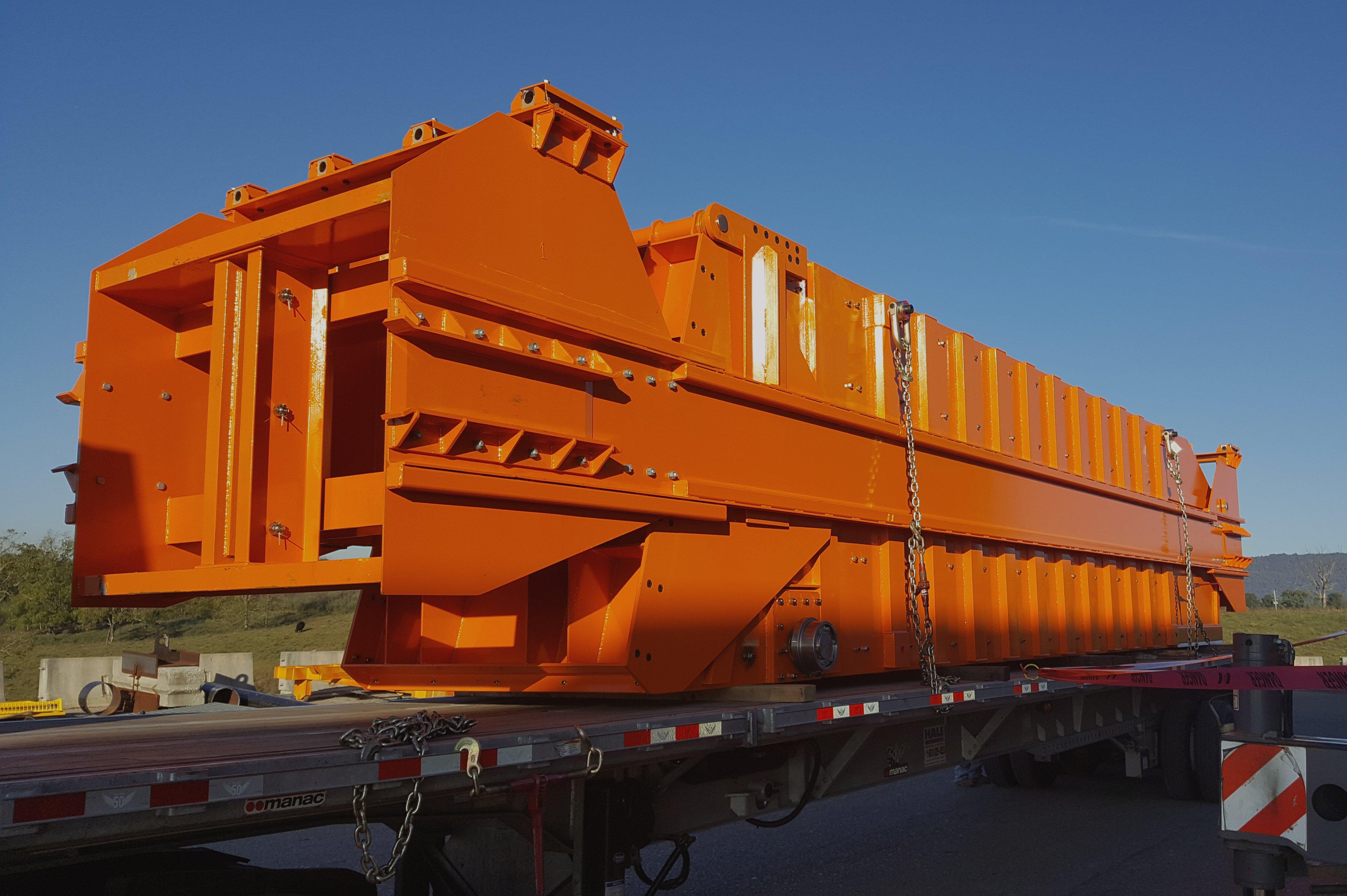 34 Ton Coal Skip-1